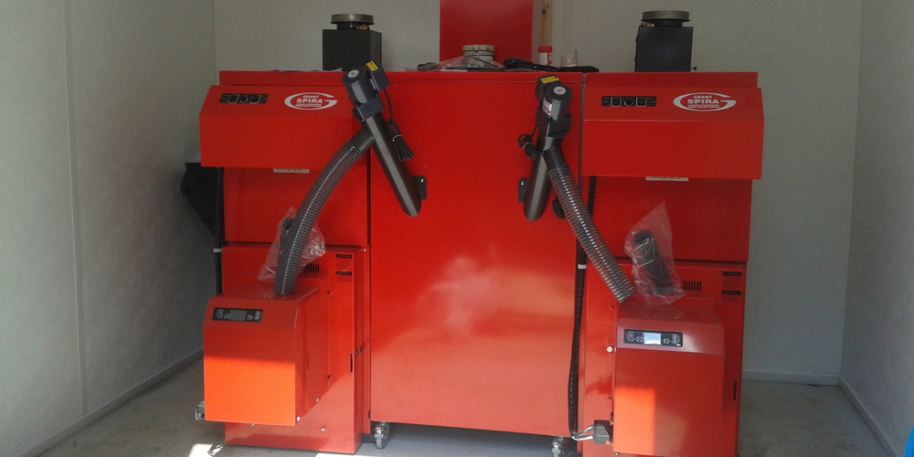 Biomass Heating System Installation - Case Study - Image 11