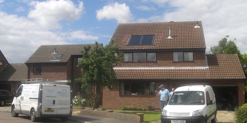 Domestic Solar Water Heating - Case Study - Image 4