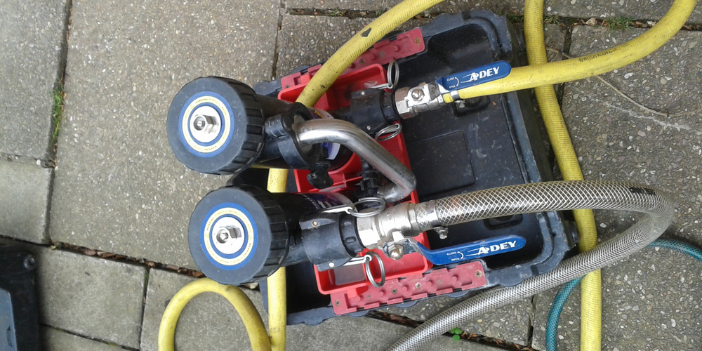 Central Heating Power Flushing - Case Study - Image 1