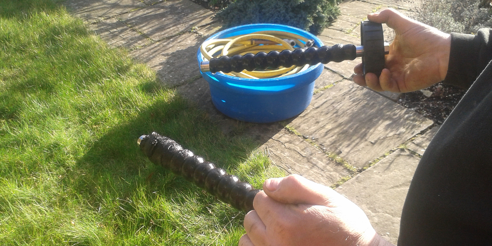 Central Heating Power Flushing - Case Study - Image 5