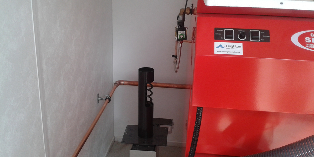 Biomass Heating System Installation - Case Study - Image 26
