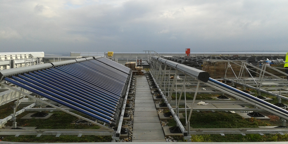 Commercial Solar Water Heating - Case Study - Image 5