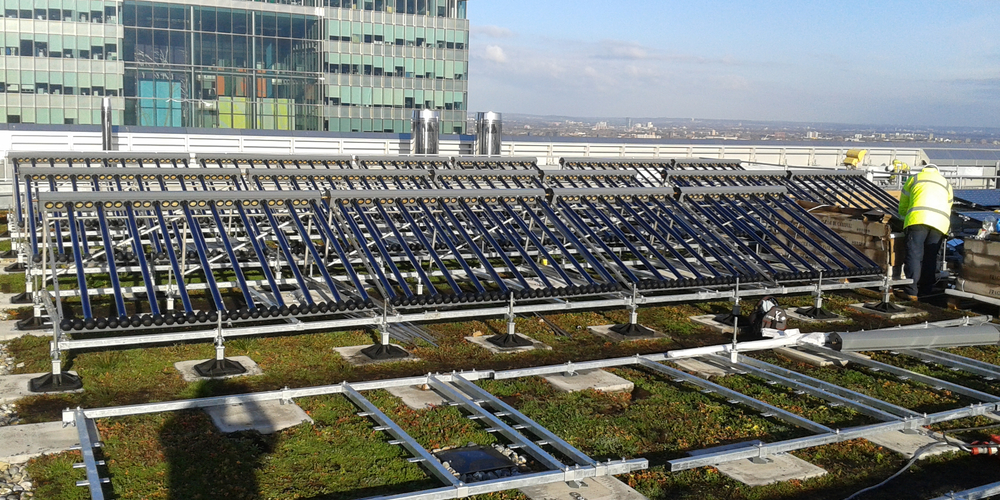 Commercial Solar Water Heating - Case Study - Image 4