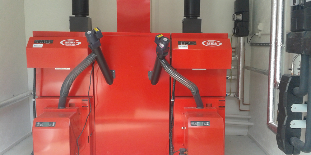 Biomass Heating System Installation - Case Study - Image 40