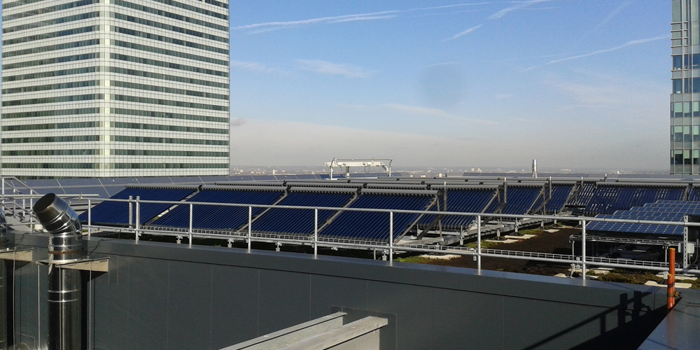 Commercial Solar Water Heating - Case Study - Image 1