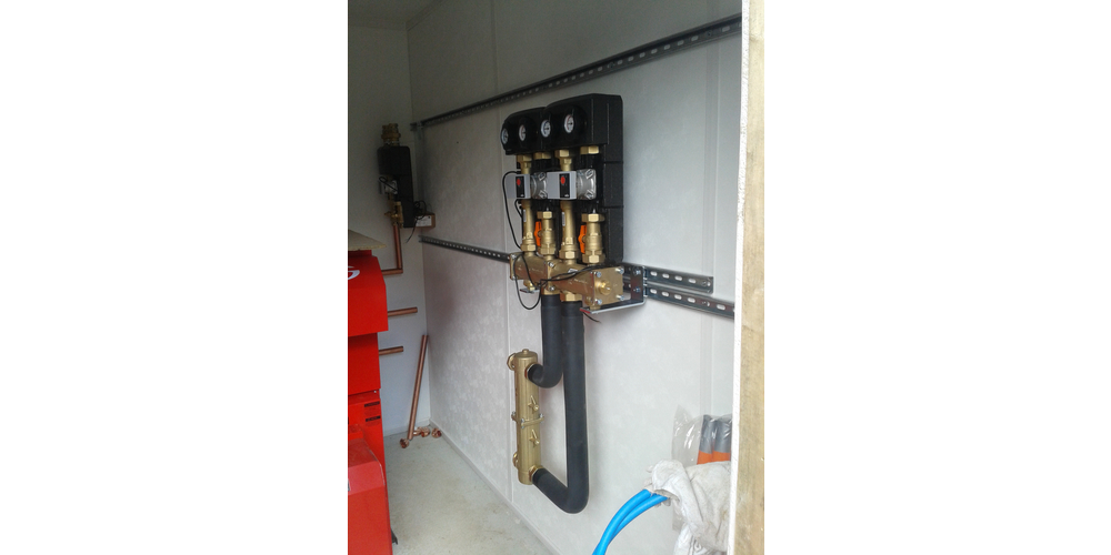 Biomass Heating System Installation - Case Study - Image 16