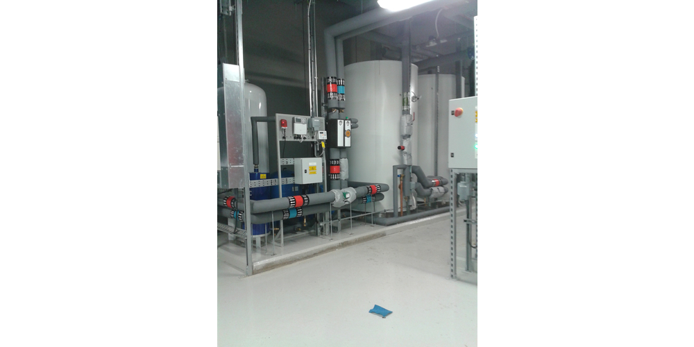 Hot Water Cylinder Installation - Case Study - Image 1