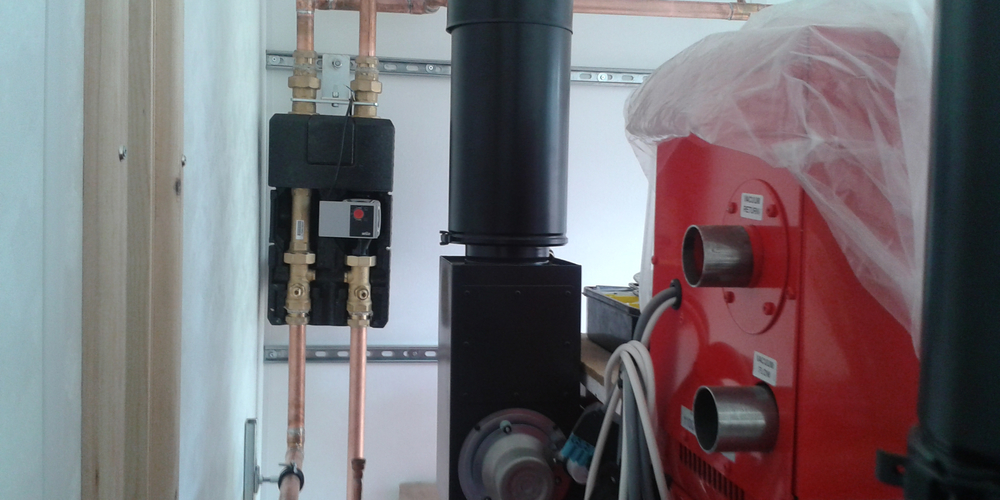 Biomass Heating System Installation - Case Study - Image 14