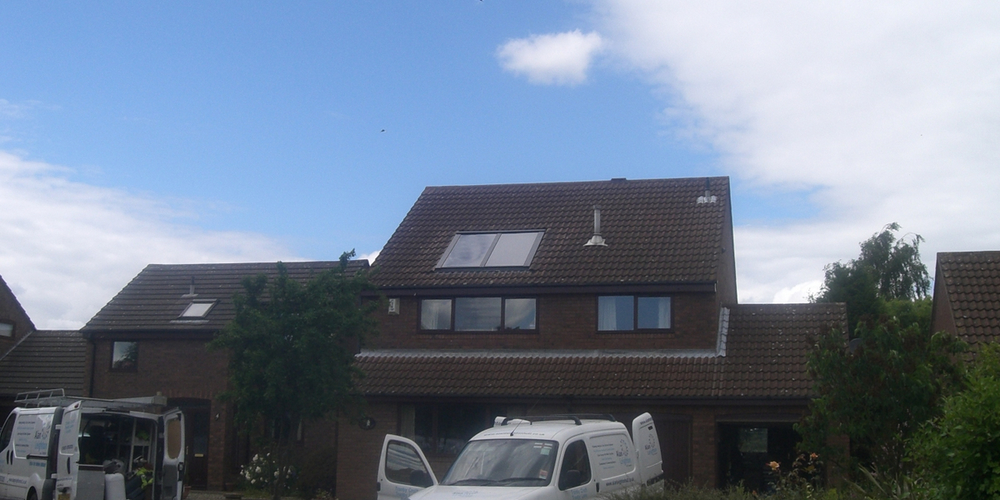 Domestic Solar Water Heating - Case Study - Image 3
