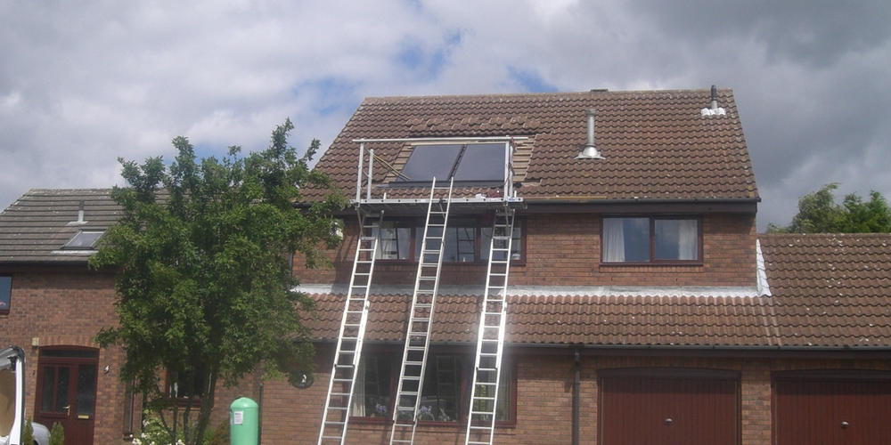 Domestic Solar Water Heating - Case Study - Image 8