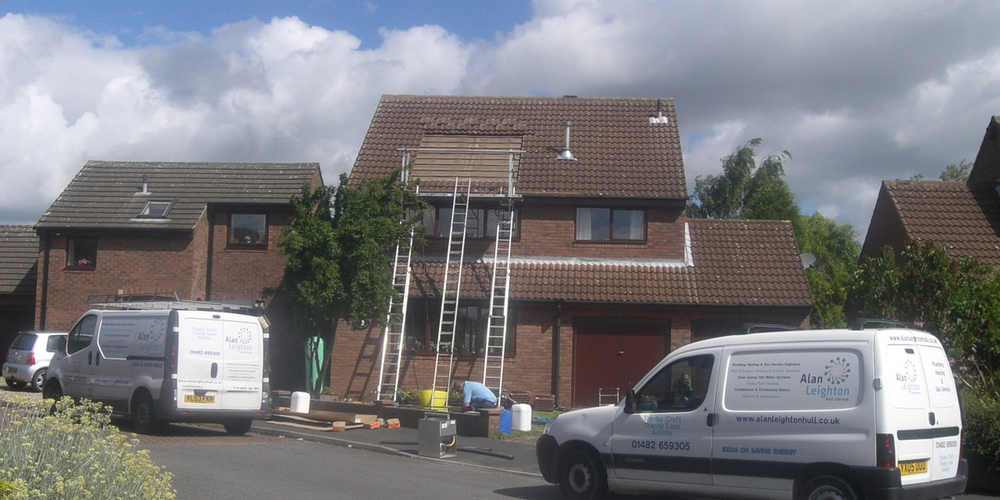 Domestic Solar Water Heating - Case Study - Image 9