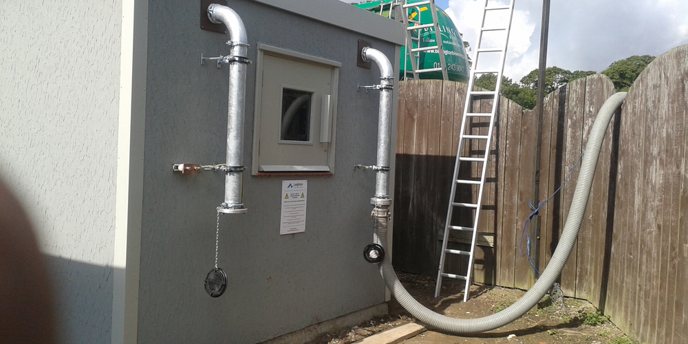 Biomass Heating System Installation - Case Study - Image 32